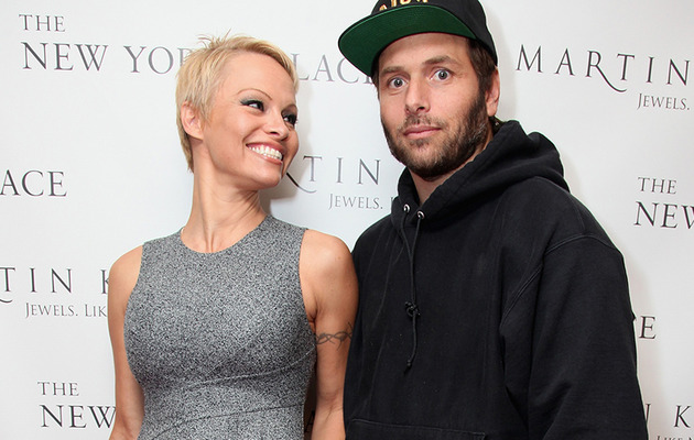 Pamela Anderson Marries Rick Salomon ... Again!