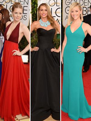 2014 Golden Globes -- Our Picks for Best Dressed
