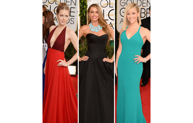 2014 Golden Globes -- Our Picks for Best Dressed
