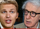 Woody Allen's Son -- Diane Keaton Forgot to Say ...