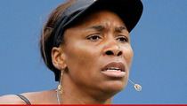 Venus Williams -- Car Thieves With Big Mouths Get Arrested