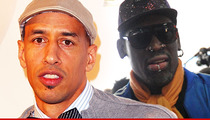 Doug Christie -- APOLOGIZES for Rodman's N. Korea Basketball Disaster