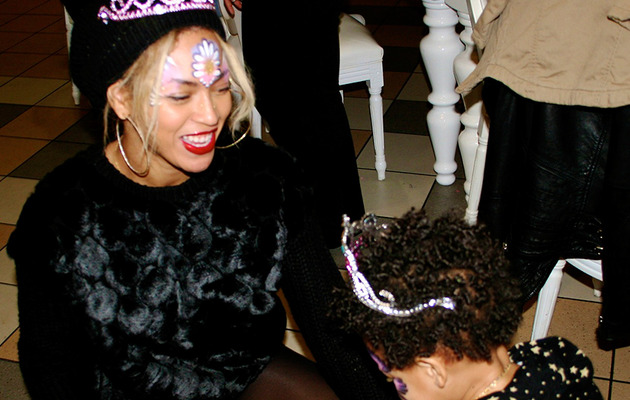 Beyonce Shares Photos From Inside Blue Ivy's Birthday Bash!