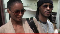 Pregnant Ciara -- Keep It Clean Around My Unborn Baby!