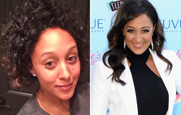 Tamera Mowry-Housley Chops Off Her Hair -- See Short Curly 'Do