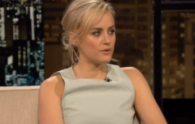 Taylor Schilling Talks Prison Showers & Having Kids