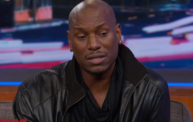 Tyrese Opens Up About Paul Walker's Death In First TV Interview