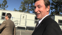 Wayne Gretzky -- My Daughter's the Better Golfer ... But I'd Still Kick Her Ass at Hockey