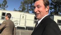 Wayne Gretzky -- My Daughter's the Better Golfer ... But I'd Still Kick Her Ass at Hockey