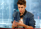 Justin Bieber's Seized Cell Phone -- Naked Pics