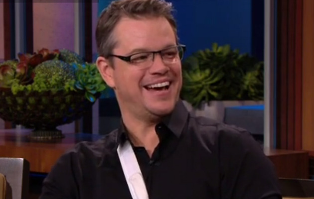 See How George Clooney Secretly Convinced Matt Damon He Was Getting Fat
