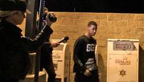 Lil Za -- Arrested Again ... for Vandalism in Jail