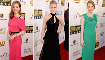 Critics' Choice Awards: All the Red Carpet Pics!