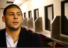 Aaron Hernandez -- Abandoned by Teammates in Jail