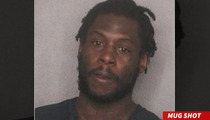 NFL Star Davone Bess -- Attacks Cop with Coffee ... Struck with Baton