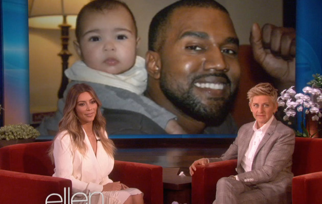 Kim Kardashian Shares New North West Pics, Talks Wedding & Kanye's Attack