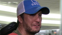 Luke Bryan -- Stage Collapses -- Crew Injured