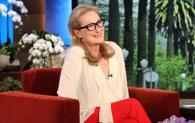 Meryl Streep Talks Emma Thompson & Tom Hanks Oscar Snubs!