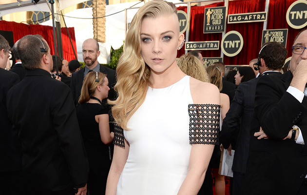 """Game of Thrones"" Star Natalie Dormer Shaves Off Half Her Hair!"