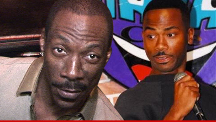Eddie Murphy -- I'm Not Your Daddy -- So BACK OFF!