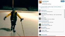 Justin Bieber -- I'm Not a Druggie ... I'm Just 19