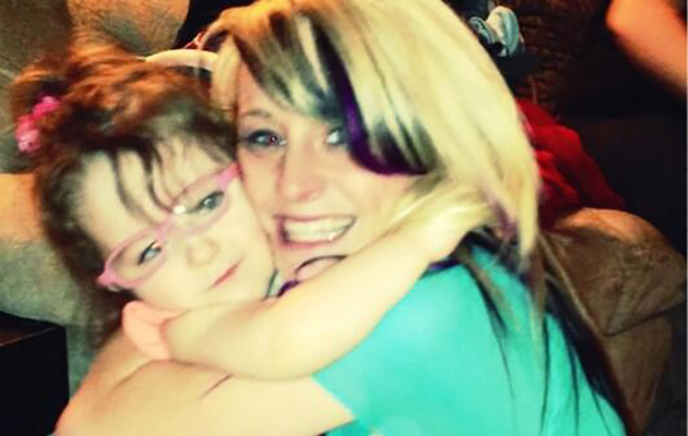 """Teen Mom 2"" Star Leah Messer Opens Up About Ali's Rare Illness"
