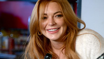 "Lindsay Lohan Announces New Movie ""Inconceivable"" at Sundance"