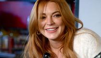"Lindsay Lohan Announces New Movie ""Inconceivable"" at Sundance"