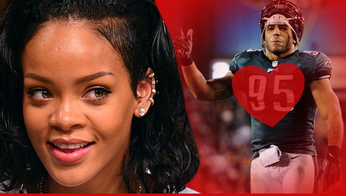 Eagles' Mychal Kendricks -- Rihanna Wants To Bang Me? I'm Cool With That