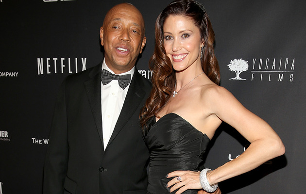 Shannon Elizabeth Dating Russell Simmons? They Say ...