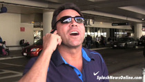 Real 'Wolf of Wall Street' Jordan Belfort -- Criminal Schmiminal, I'm a Hollywood Hotshot Now