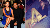 Chrissy Teigen -- White House Coverup of Brutal Party Bruise