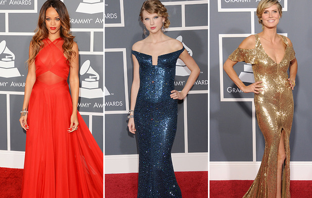 See The Best Dressed Stars of the Grammy Awards' Past!