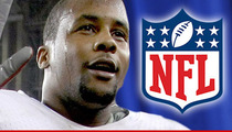 Ex-NY Giants Star -- 'The NFL Doesn't Care About Former Players'