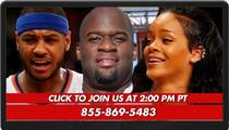 TMZ Sports: Carmelo Anthony Parties Hard Through Knicks Struggles