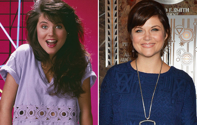 Tiffani Thiessen Turns 40 -- See More Ladies of the '90s!