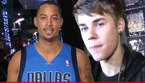 Mav's Star Devin Harris -- I Can Save Justin Bieber