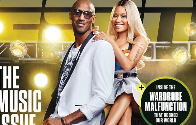"Nicki Minaj Slams ESPN Cover -- Says It's ""When Retouching Goes Wrong"""