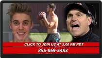TMZ Sports: Justin Bieber's Arrest -- Athlete Neighbors REJOICE