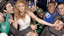 Kate Upton Gets Ready for the Super Bowl with Jimmy Fallon!?