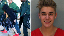 Justin Bieber -- Arrest Was Inevitable After On-Camera Helicopter Diss