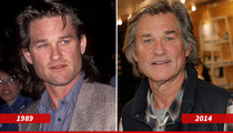 Kurt Russell: Good Genes or Good Docs?