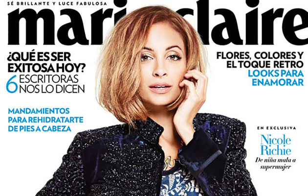 "Nicole Richie Talks ""Simple Life,"" Paris Hilton & Motherhood in Marie Claire!"