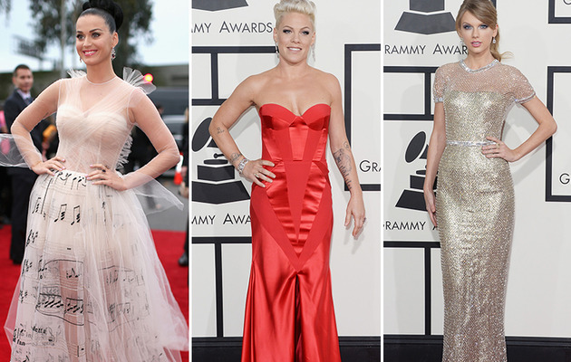 2014 Grammy Awards: See All The Red Carpet Hits & Misses!