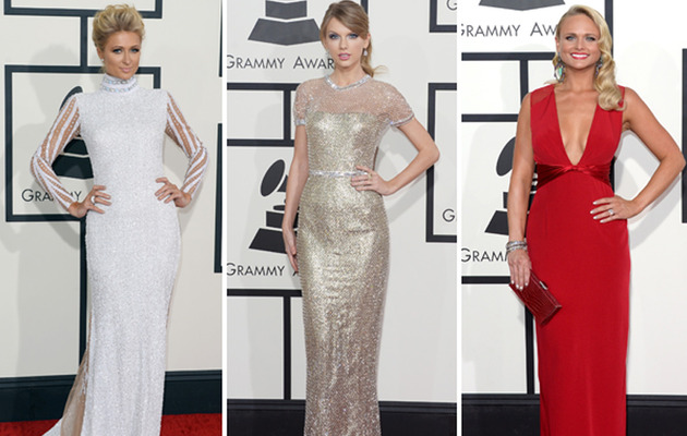 2014 Grammy Awards: Red Carpet Trends!