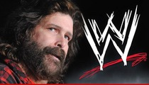Mick Foley -- SLAMS THE WWE ... The Royal Rumble Was a Disgrace!!!