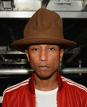Pharrell Williams -- Mad Hatter
