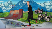 Justin Bieber -- I'm Moving to Wide Open Spaces