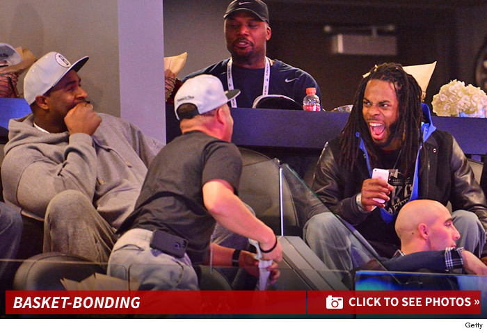 0128_richard_sherman_team_bonding_knicks_game_launch