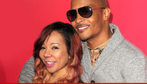 T.I. & Wife Tiny -- We're NOT Splitting Up